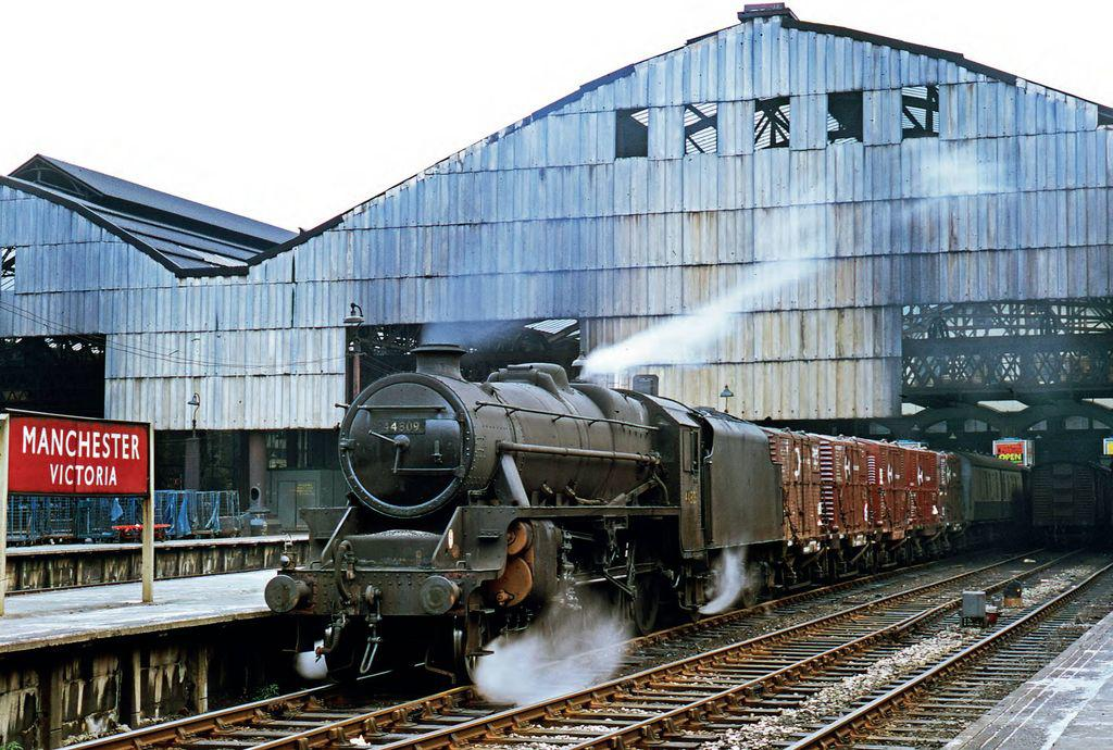 Seeking Out Steam's Last Stands | Scribd
