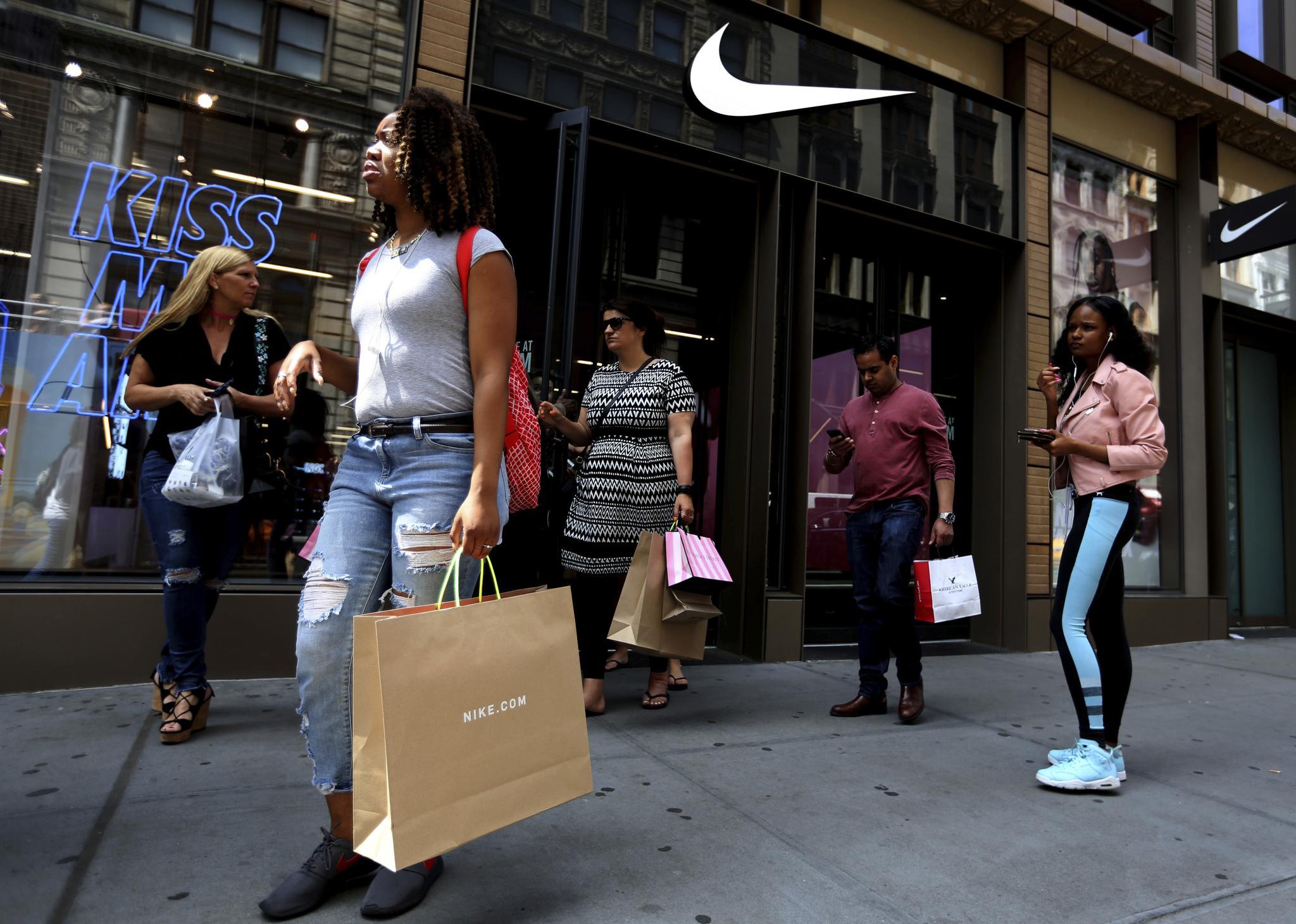 Nike To Slash 1,400 Jobs, Cut Sneaker Styles In Shakeup Scribd