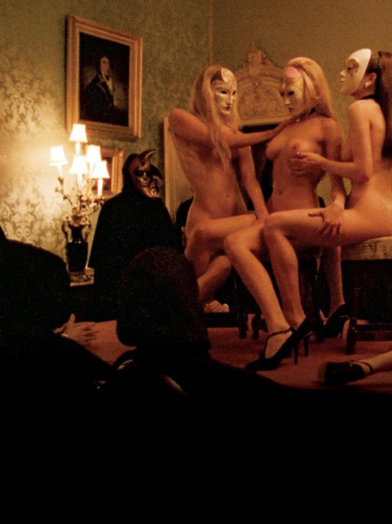Orgy scene from eyes wide shut #1
