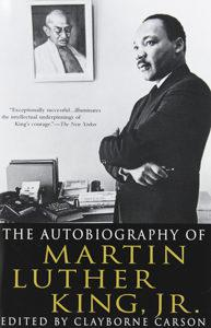 The Autobiography of Martin Luther King Jr