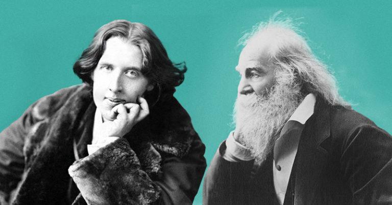 Oscar Wilde, Walt Whitman