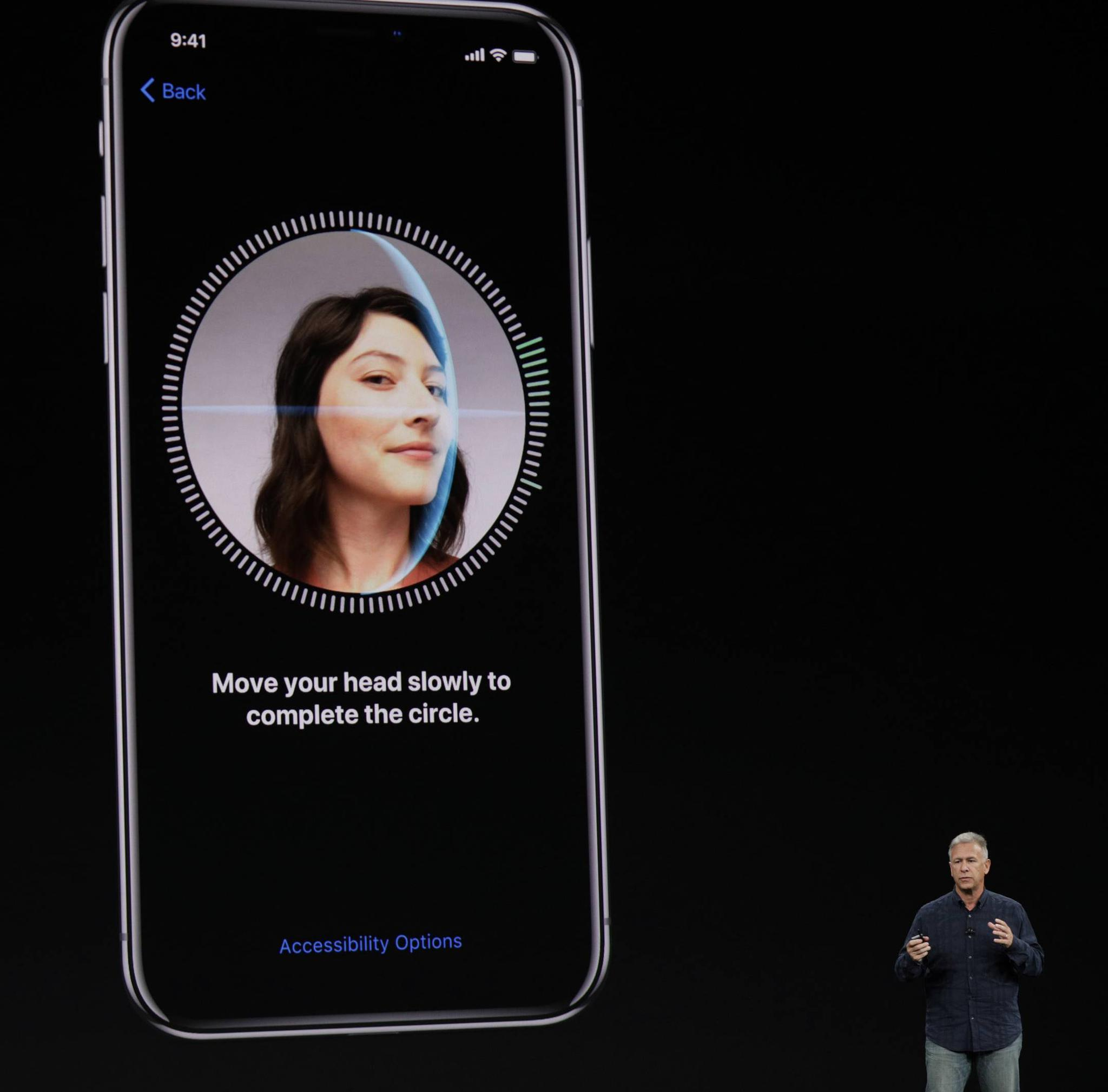Q&A: How Apple's Face ID Facial Recognition Works   Scribd
