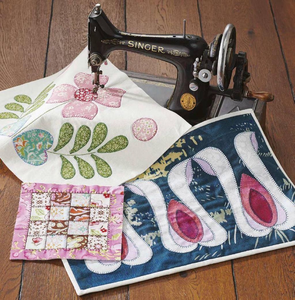 Read Essential Guide Exploring Machine Blanket Stitch Online