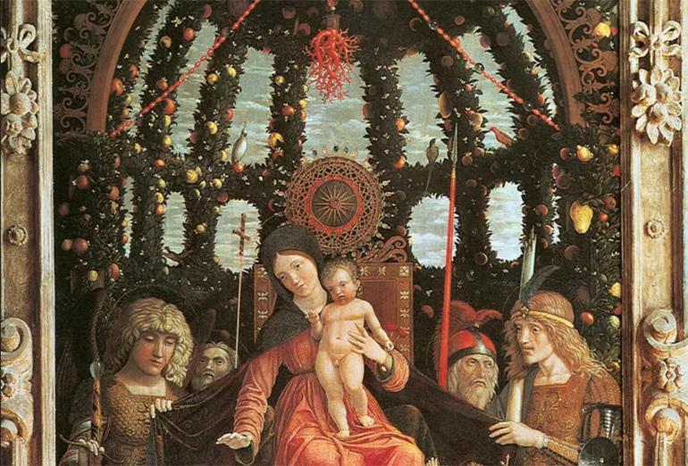 cockatoo in Madonna della vittoria