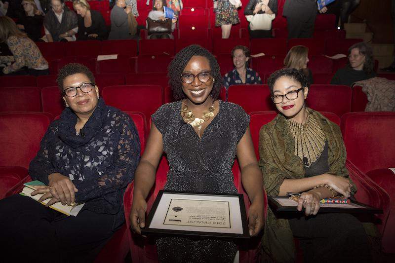 Michel Martin, Lesley Nneka Arimah, Zinzi Clemmons