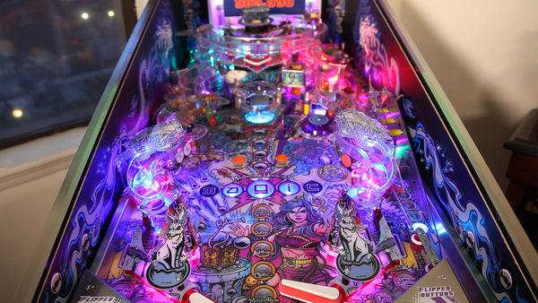 Magic Girl Pinball Machine