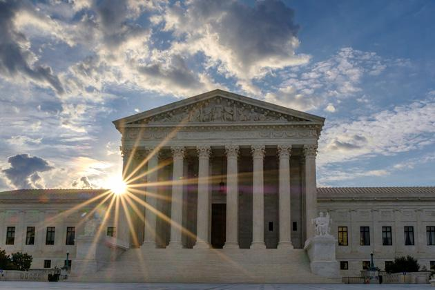 The Supreme Court building in Washington, D.C. (J. David Ake/AP Photo)