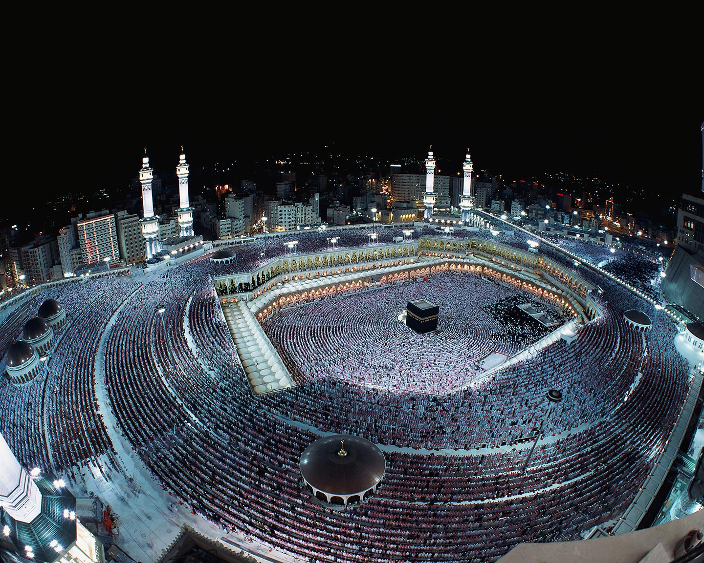 The research gained during hajj is invaluable. Among other things, it can help prevent pandemic-level outbreaks.